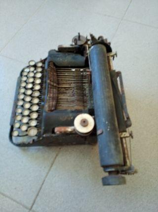 maquina de escribir antigua coleccionismo