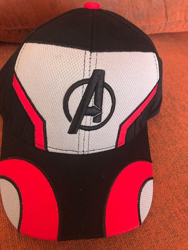 Gorra avengers nueva