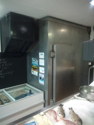 Se vende camara frigorifica