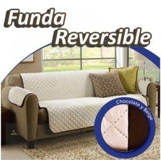 Cubresofá Funda reversible para sofá Nueva