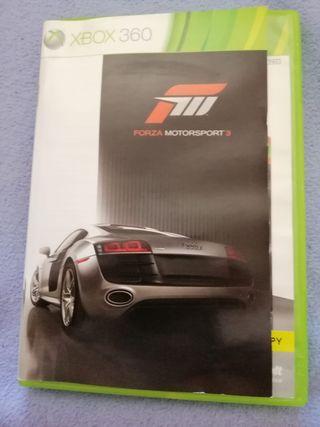 Forzá Motorsports Xbox 360