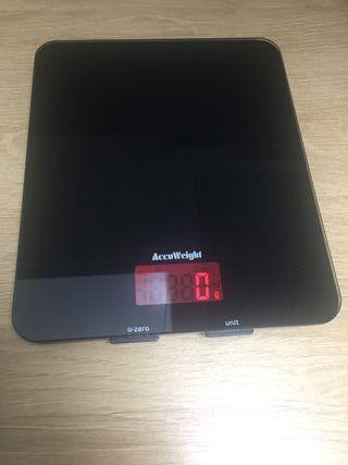 Báscula digital de cocina alta precisión