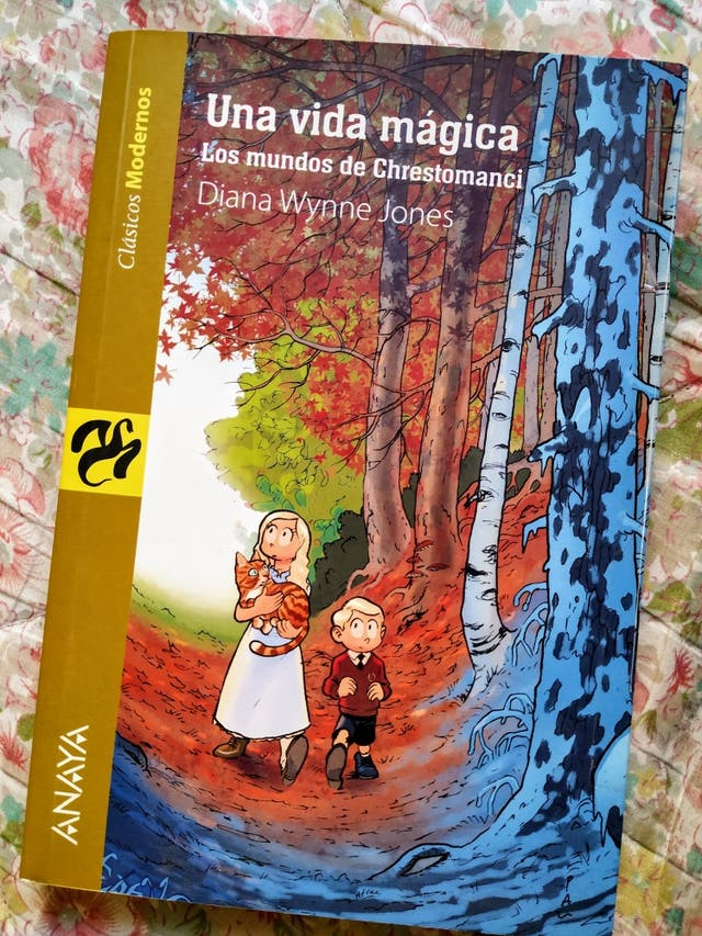 Libro Una vida mágica