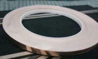 rollo cinta cobre