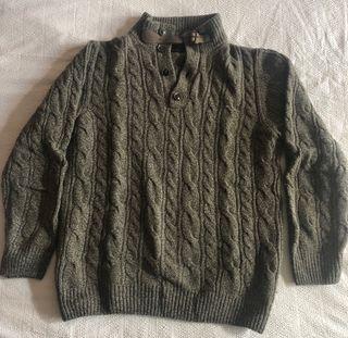 Jersey lana Massimo Dutti