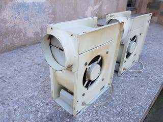 Ventilador Turbina extractora.