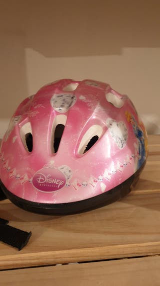 Casco Bici Princesas Disney