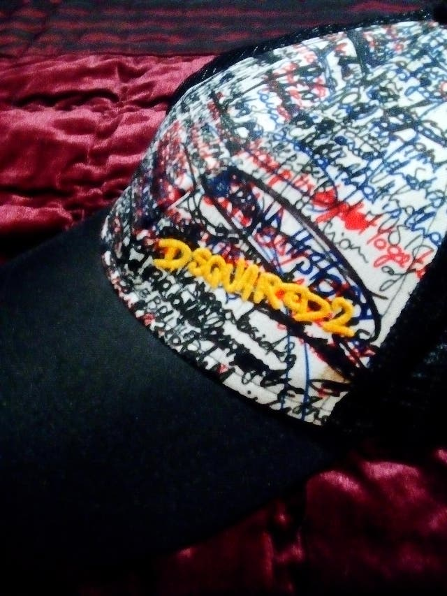 Dsquared2 gorra de béisbol