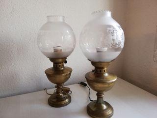 Lámparas para mesilla
