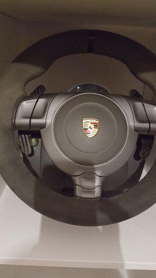 Vendo Pedales Fanatec CSR y regalo volante Porsche