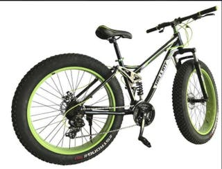 fat bike Helliot xtremr