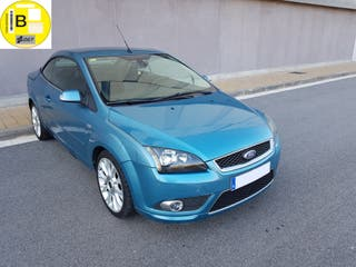 Ford Focus CC 2.0TDCi 136cv Titanium descapotable