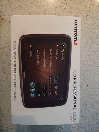 GPS Tom Tom Professional 6200 WiFi
