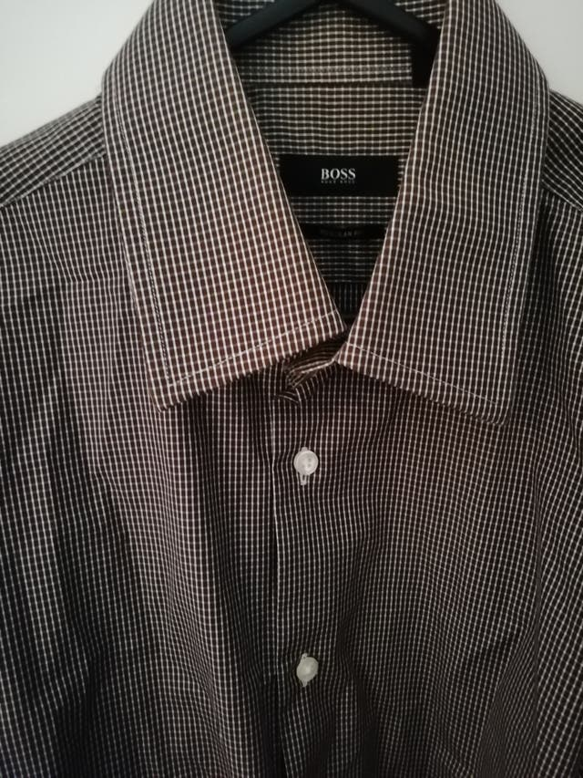genuine designer Hugo boss shirt