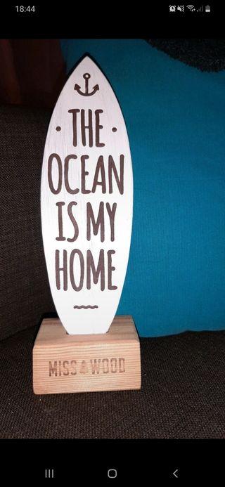 tabla surf decoracion