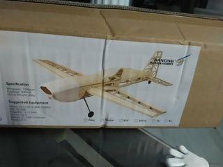 avión RC kit laser cut