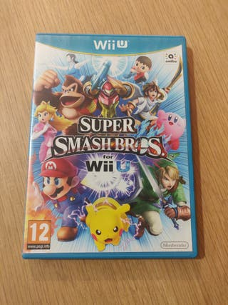 Super Smash Bros / Wii U