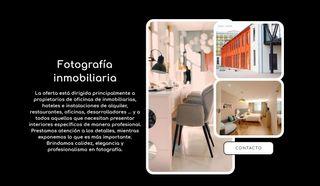 Fotografía Inmobiliaria - y con Drone