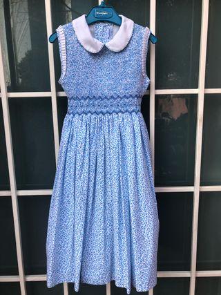 Vestido de ceremonia niña talla 7