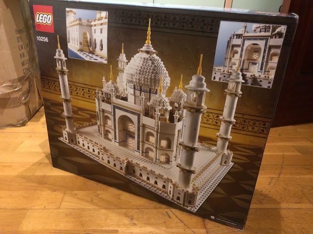 Lego taj Mahal 10256 Nuevo, precintado