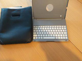 Carcasa-teclado para iPad Pro 9.7 , Ipad Air 2