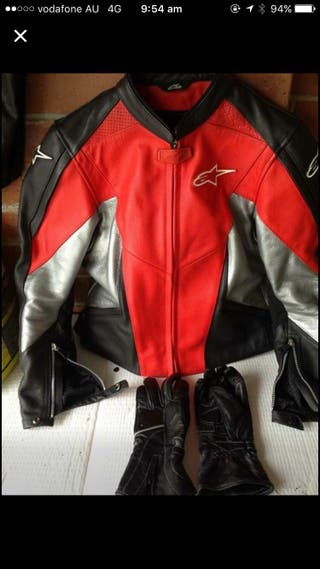 Chaqueta de moto ALPINESTAR STELLA