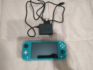 Nintendo Switch lite como nueva