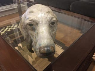 Figura perro de Lladró 1970
