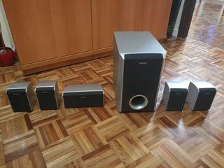 CHOLLO!! Altavoces Sony