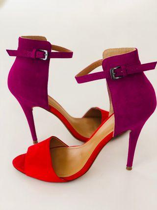 Zara sandalias de moda T39
