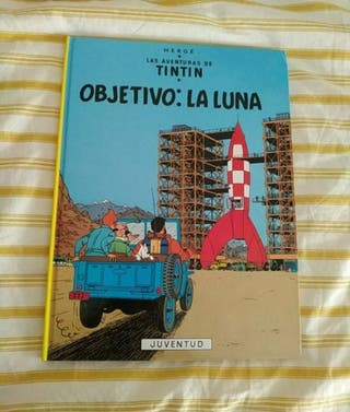 3 Comics Tintín Tebeo