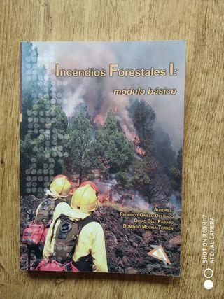 Libros incendios forestales