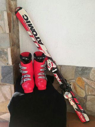 Esquís Atomic Junior