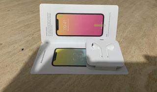 auriculares iPhone6 7 8 x xr 11