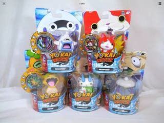 Yo Kai Watch Figures