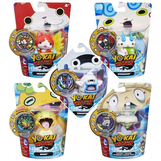 Yo Kai Watch Figures