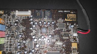 Tarjeta de sonido SounBlaster