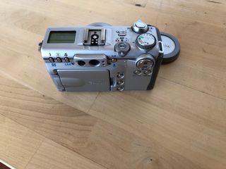 cámara CANON power shot G3