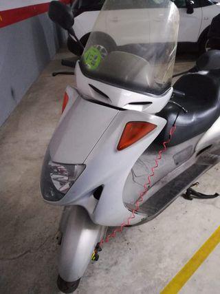 Honda Foresight 250 CV