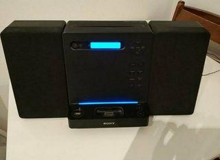 minicadena Sony HCD-LX30iR