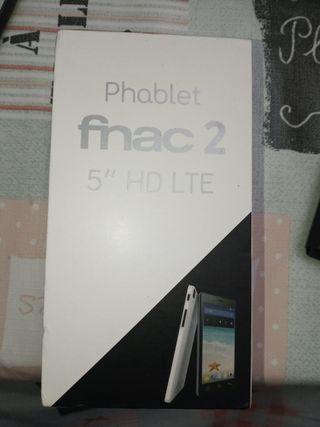 "Phablet Fnac 2 5"" HD LTE"