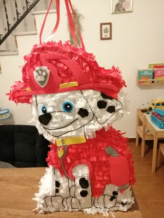 Piñata Patrulla Canina Marshall