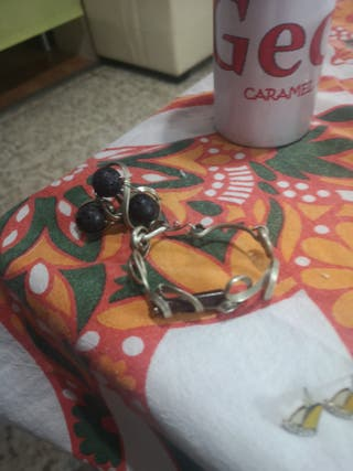 anillo y pulsera