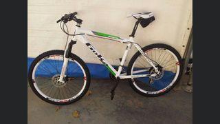 Bicicleta Goka desert mtb btt