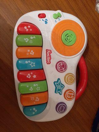 juguete musical nenittos