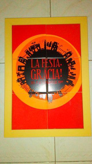 Cuadro Fiestas De Gracia (2)