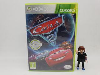CARS 2 XBOX