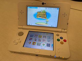 New Nintendo 3DS Edición Especial Animal Crossing