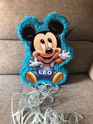 piñata bebe Mickey