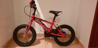 Bicicleta niño BH Pony